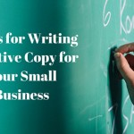 5 Tips for Writing Effective Copy