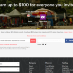 Social Commerce Airbnb example